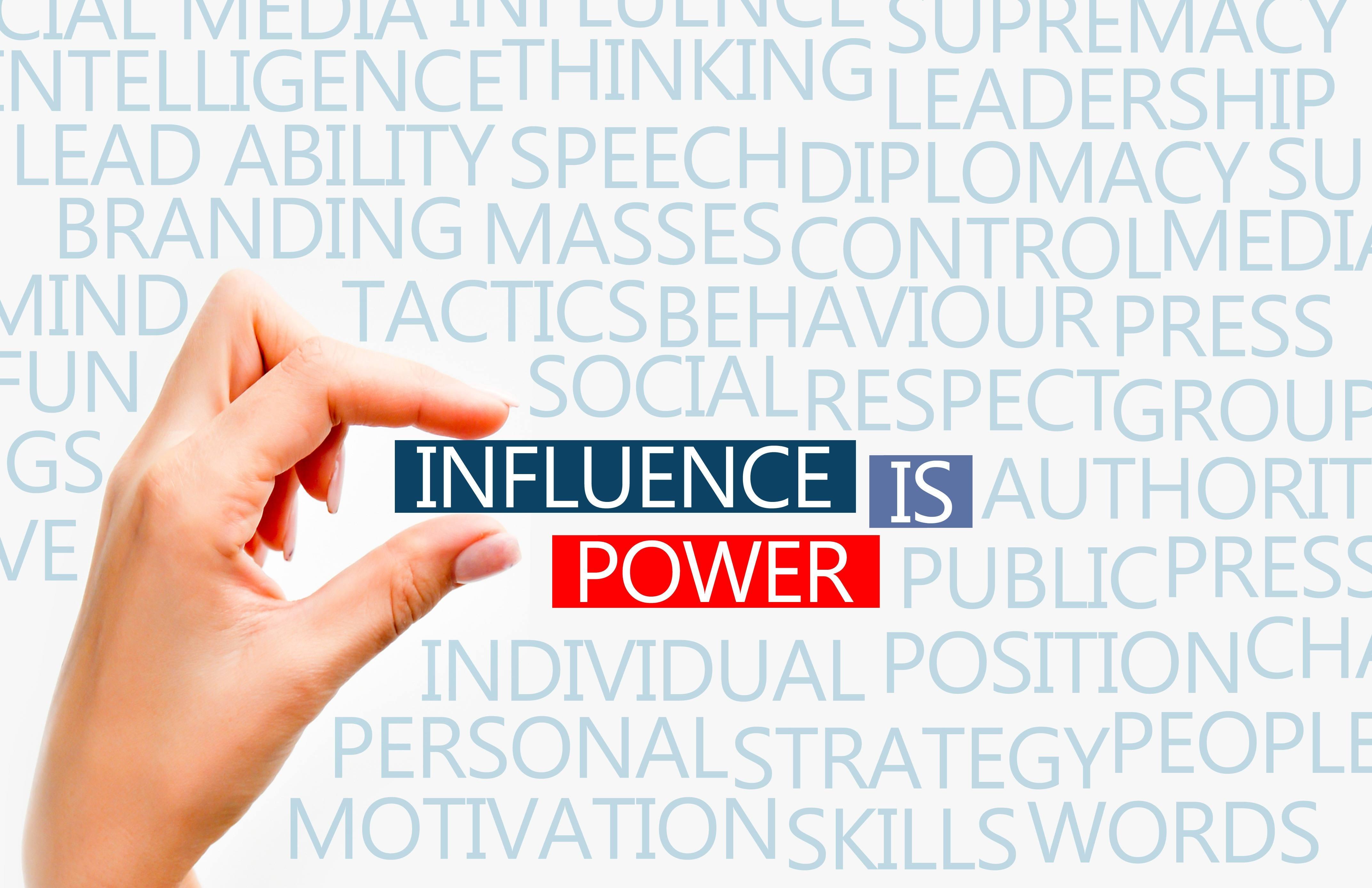 Influenceurs web