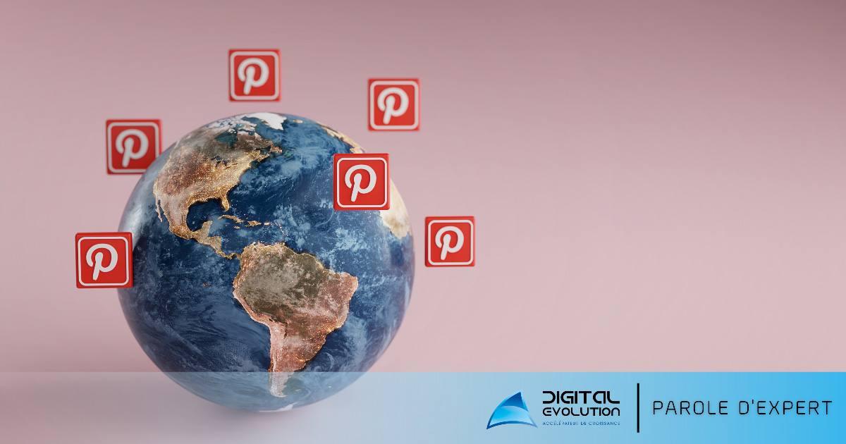 Comment Optimiser son compte Pinterest grâce au SEO - Digital Evolution